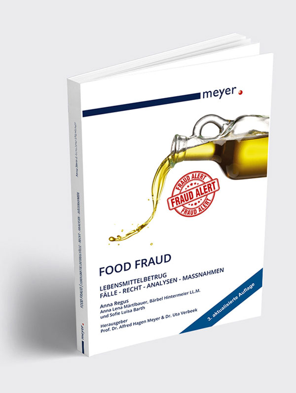 meyerscience Bücher - Food Fraud